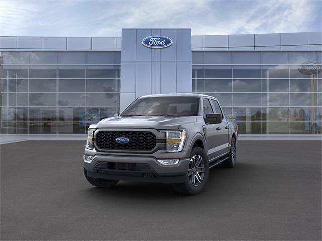 2021 Ford F-150 SuperCrew Cab 4x4, Pickup #MFA27667 - photo 3