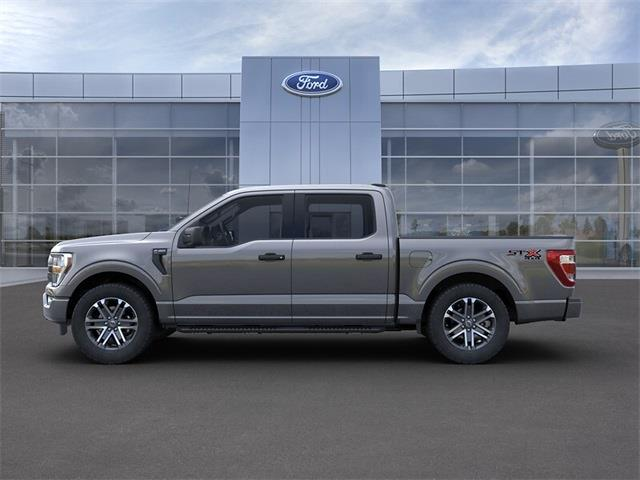 2021 Ford F-150 SuperCrew Cab 4x4, Pickup #MFA27667 - photo 4