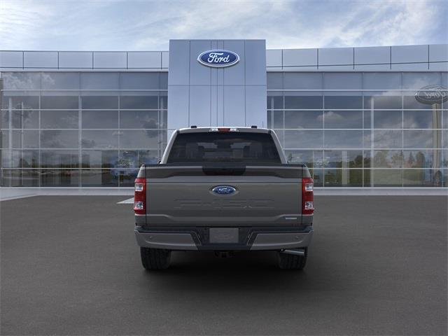 2021 Ford F-150 SuperCrew Cab 4x4, Pickup #MFA27667 - photo 5