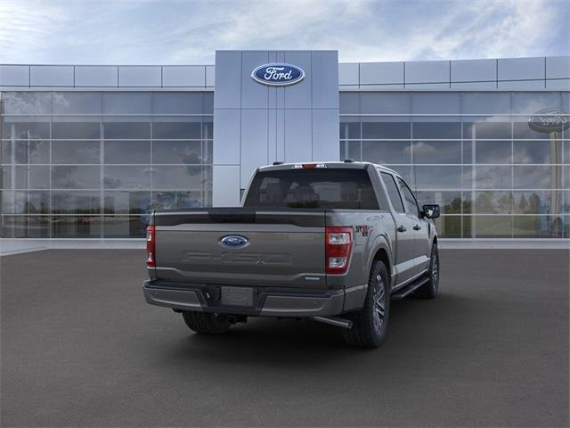 2021 Ford F-150 SuperCrew Cab 4x4, Pickup #MFA27667 - photo 8
