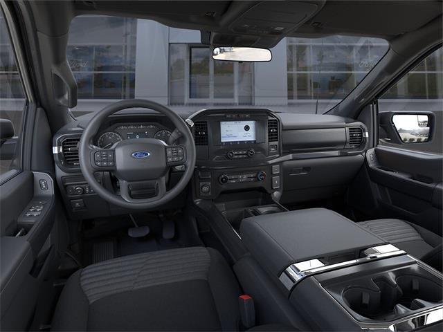 2021 Ford F-150 SuperCrew Cab 4x4, Pickup #MFA27667 - photo 9