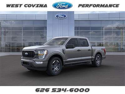 2021 Ford F-150 SuperCrew Cab 4x4, Pickup #MFA27667 - photo 1