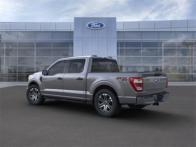 2021 Ford F-150 SuperCrew Cab 4x4, Pickup #MFA27667 - photo 2