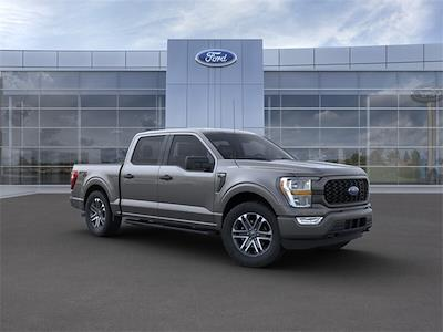 2021 Ford F-150 SuperCrew Cab 4x4, Pickup #MFA27667 - photo 7