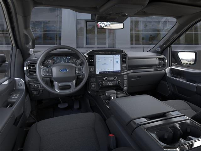 2021 Ford F-150 SuperCrew Cab 4x4, Pickup #MFA29402 - photo 9