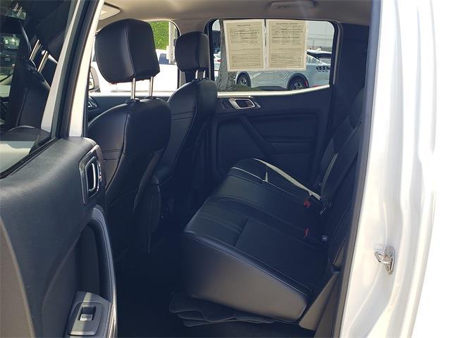 2019 Ford Ranger SuperCrew Cab 4x2, Pickup #MFA79180A - photo 4