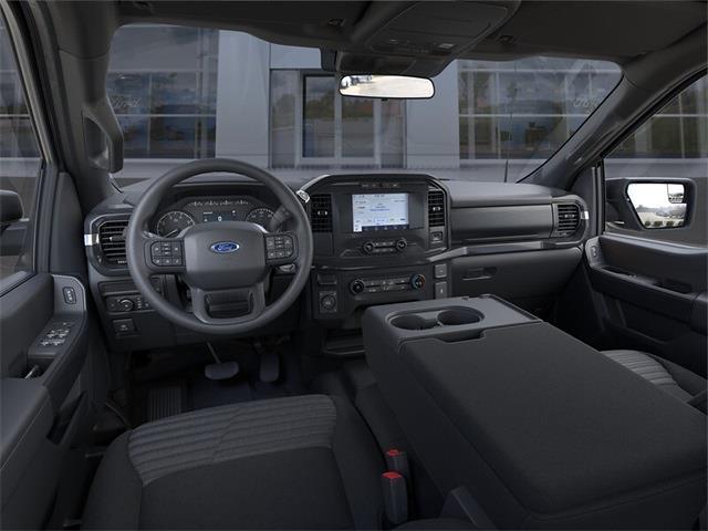 2021 Ford F-150 SuperCrew Cab 4x4, Pickup #MFC09345 - photo 9