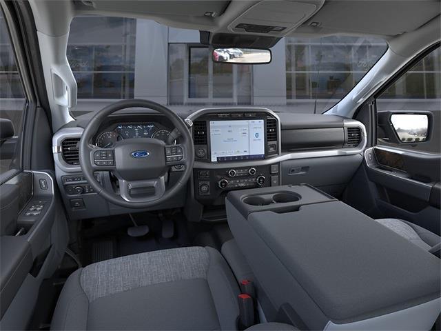 2021 Ford F-150 SuperCrew Cab 4x4, Pickup #MKD82644 - photo 9