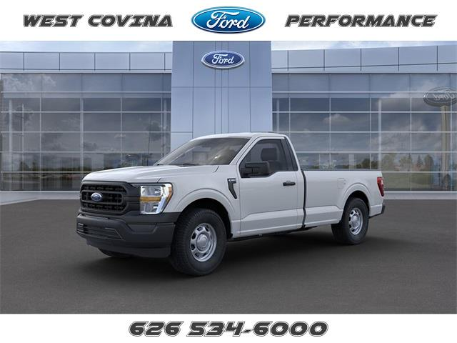 2021 Ford F-150 Regular Cab 4x2, Pickup #MKD84674 - photo 1