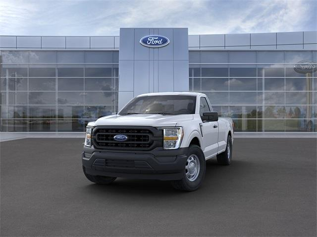 2021 Ford F-150 Regular Cab 4x2, Pickup #MKD84674 - photo 3
