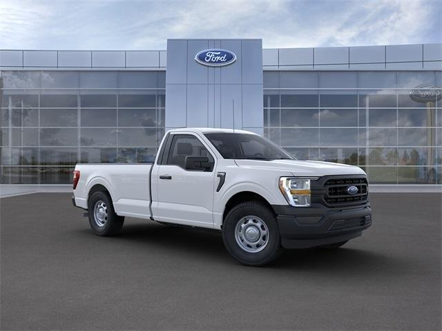 2021 Ford F-150 Regular Cab 4x2, Pickup #MKD84674 - photo 7