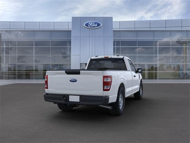 2021 Ford F-150 Regular Cab 4x2, Pickup #MKD84674 - photo 8