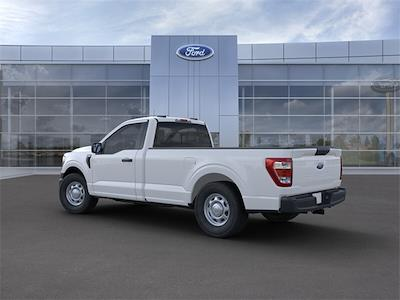 2021 Ford F-150 Regular Cab 4x2, Pickup #MKD84674 - photo 2