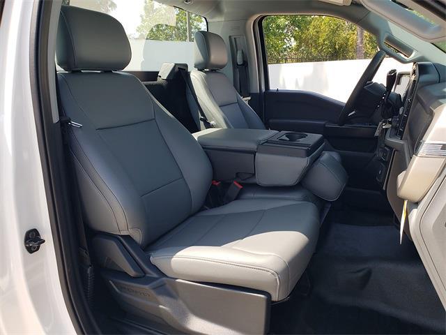 2021 Ford F-150 Regular Cab 4x2, Pickup #MKE06704 - photo 10