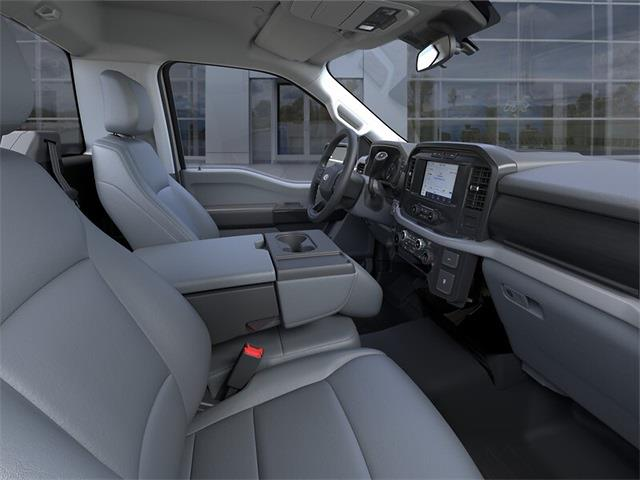 2021 F-150 Regular Cab 4x2,  Pickup #MKE06705 - photo 11