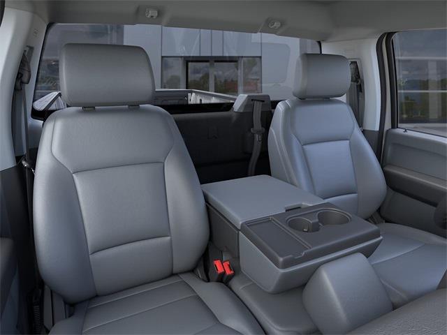 2021 Ford F-150 Regular Cab 4x2, Pickup #MKE06708 - photo 10