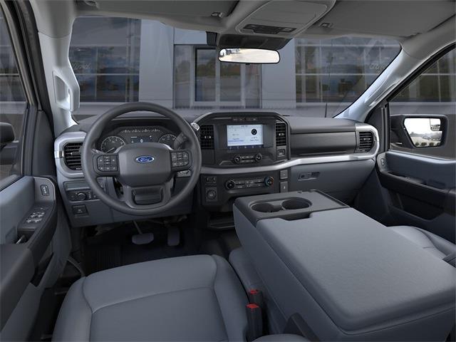 2021 Ford F-150 Super Cab 4x2, Pickup #MKE06712 - photo 9