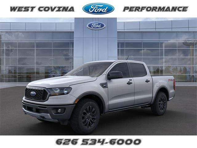 2021 Ford Ranger SuperCrew Cab 4x2, Pickup #MLD03296 - photo 1