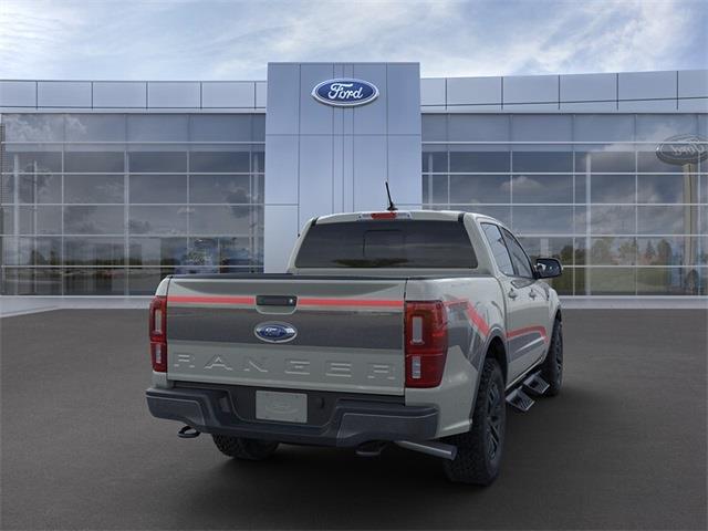 2021 Ford Ranger SuperCrew Cab 4x4, Pickup #MLD57575 - photo 8