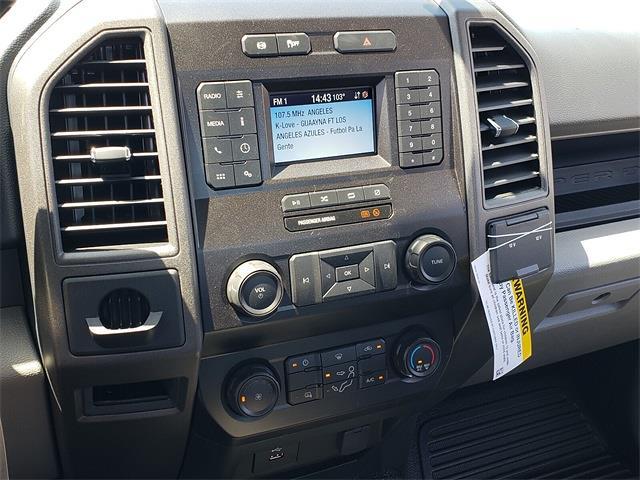 2022 F-550 Regular Cab DRW 4x2,  Cab Chassis #NEC13142 - photo 25