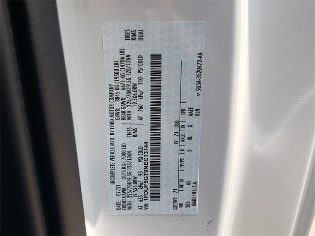 2022 F-550 Regular Cab DRW 4x2,  Cab Chassis #NEC13144 - photo 17