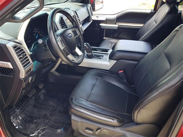2016 Ford F-150 SuperCrew Cab 4x4, Pickup #P1099B - photo 3