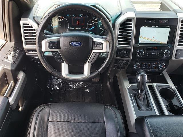 2016 Ford F-150 SuperCrew Cab 4x4, Pickup #P1099B - photo 5