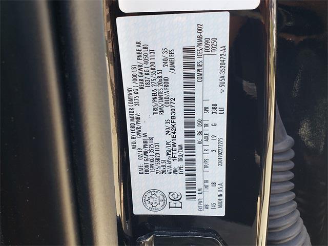 2019 Ford F-150 SuperCrew Cab 4x4, Pickup #P1170 - photo 16