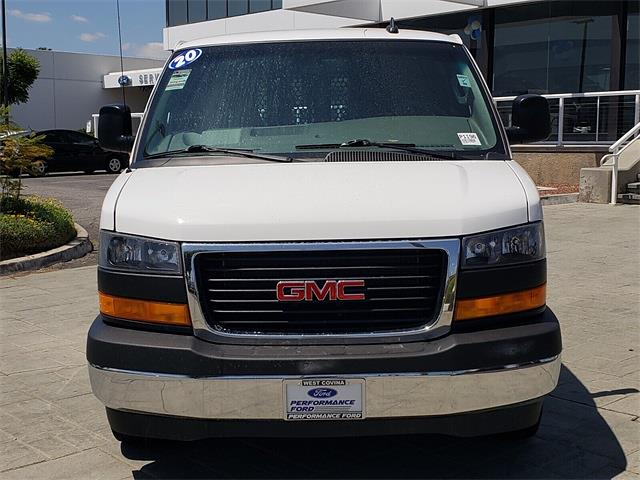 2020 GMC Savana 2500 4x2, Empty Cargo Van #P1196 - photo 11