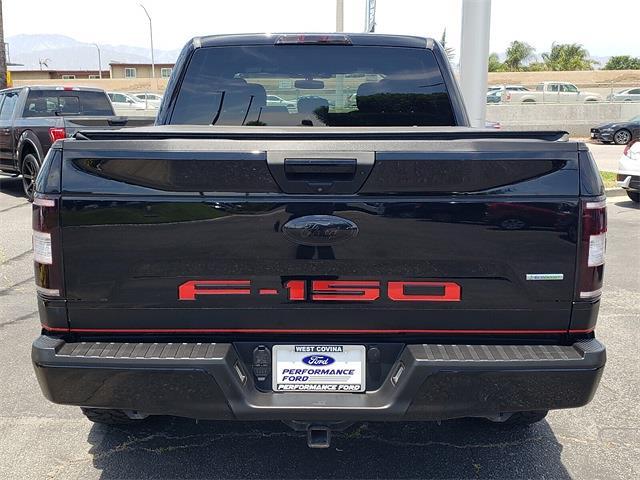 2018 Ford F-150 SuperCrew Cab 4x4, Pickup #P1206 - photo 8