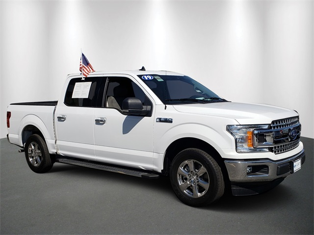 2019 Ford F-150 SuperCrew Cab 4x2, Pickup #R01056 - photo 1