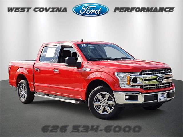 2019 Ford F-150 SuperCrew Cab 4x2, Pickup #R01072 - photo 1