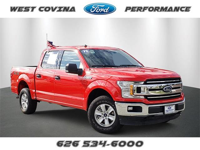 2019 Ford F-150 SuperCrew Cab 4x4, Pickup #R01082 - photo 1