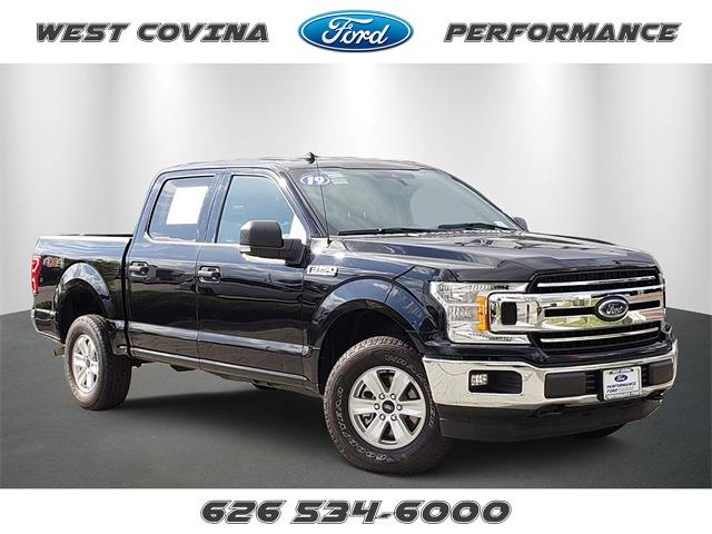 2019 Ford F-150 SuperCrew Cab 4x4, Pickup #R01083 - photo 1
