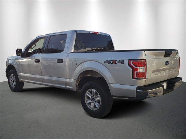 2019 Ford F-150 SuperCrew Cab 4x4, Pickup #R01093 - photo 1