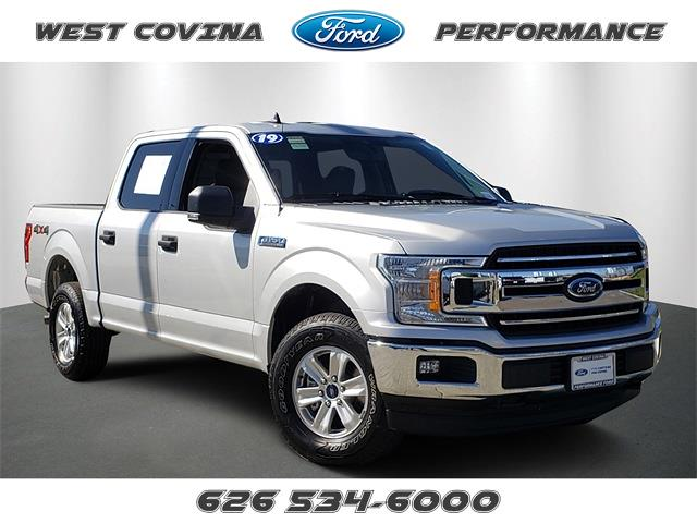 2019 Ford F-150 SuperCrew Cab 4x4, Pickup #R01122 - photo 1