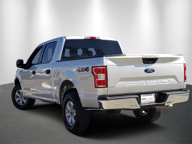 2019 Ford F-150 SuperCrew Cab 4x4, Pickup #R01122 - photo 2