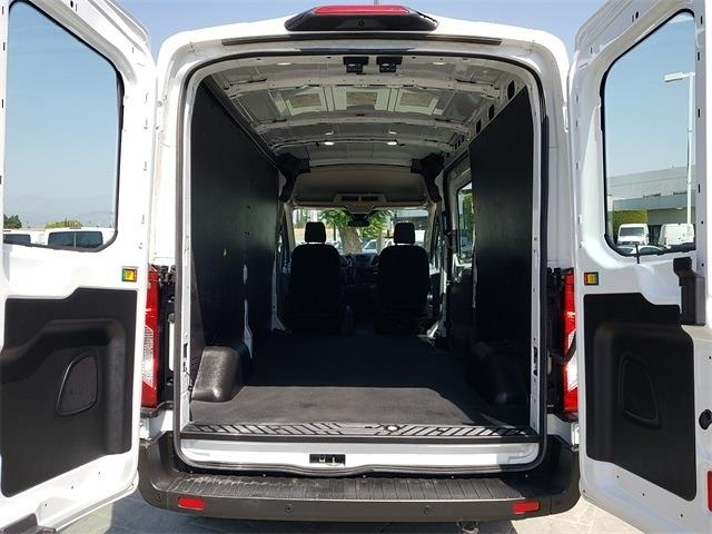 2019 Ford Transit 250 Med Roof 4x2, Empty Cargo Van #R01146 - photo 1