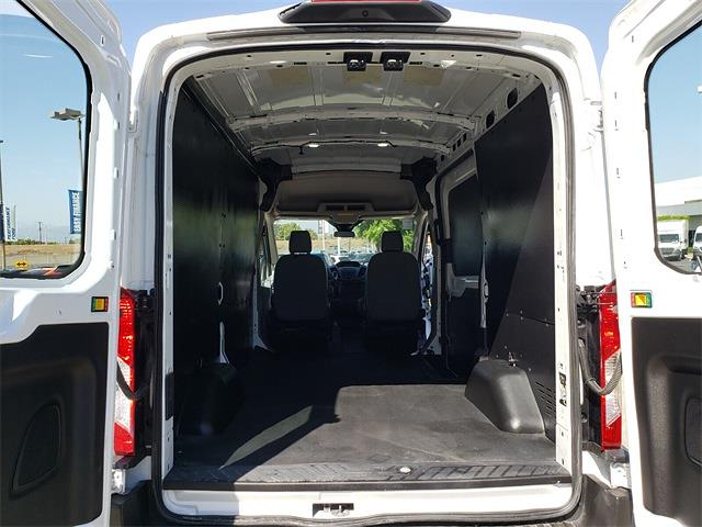 2019 Ford Transit 250 Med Roof 4x2, Empty Cargo Van #R01150 - photo 1