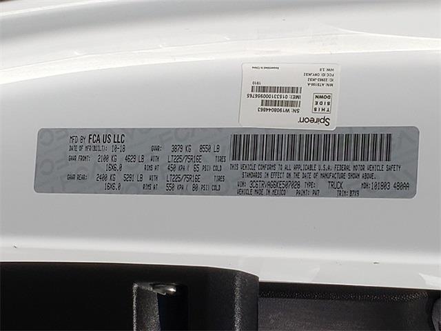 2019 Ram ProMaster 1500 Standard Roof FWD, Empty Cargo Van #R01156 - photo 14