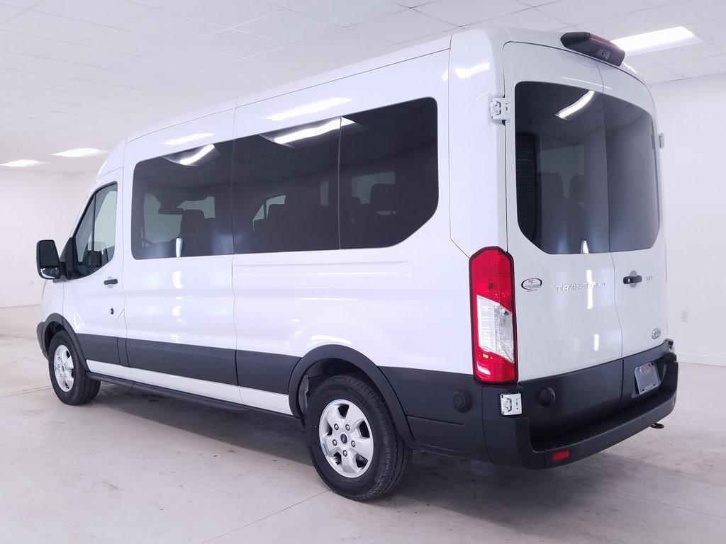 2019 Transit 350 Med Roof 4x2,  Passenger Wagon #FT011993 - photo 1
