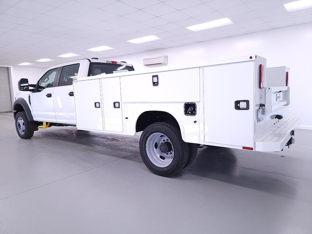 2021 Ford F-550 Crew Cab DRW 4x4, Knapheide Service Body #FT012816 - photo 1