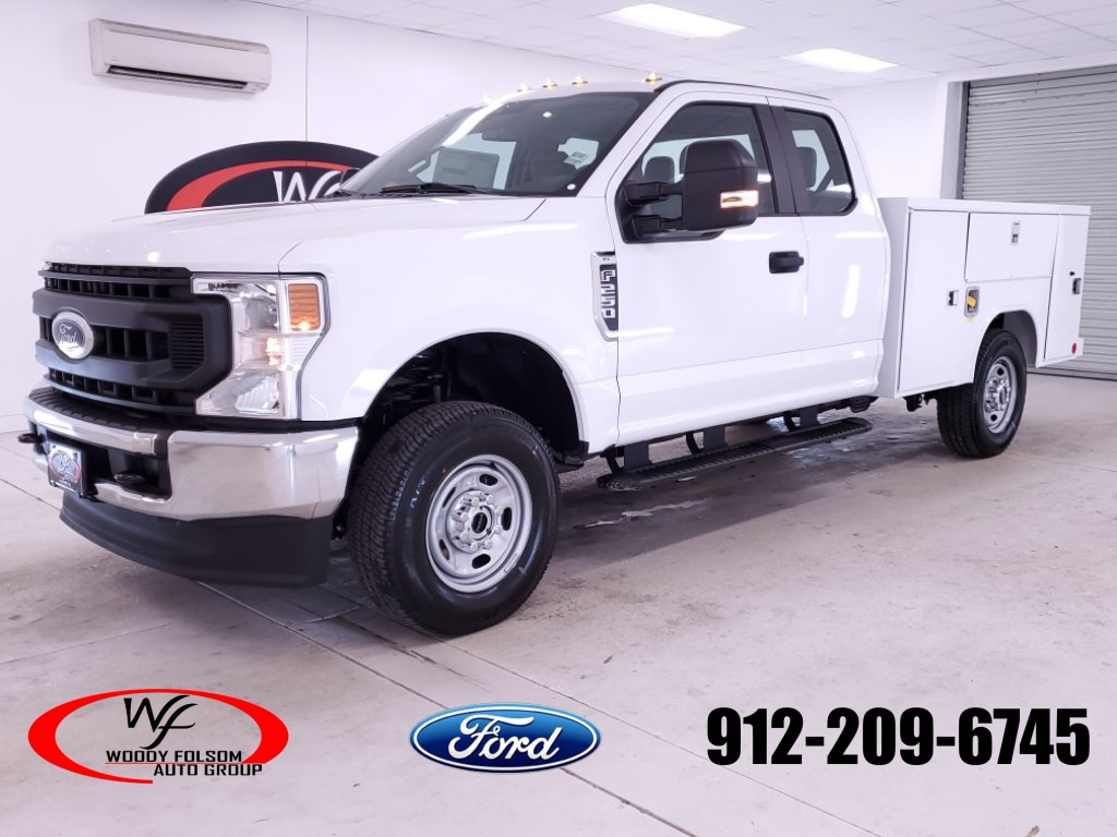 2020 Ford F-250 Super Cab 4x4, Reading Service Body #FT031805 - photo 1