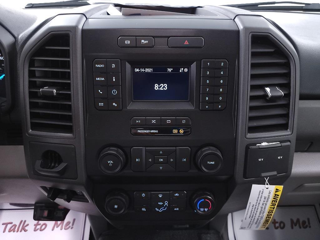 2021 Ford F-550 Regular Cab DRW 4x2, Reading Mechanics Body #FT040914 - photo 27
