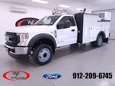 2021 Ford F-550 Regular Cab DRW 4x2, Reading Mechanics Body #FT040914 - photo 1