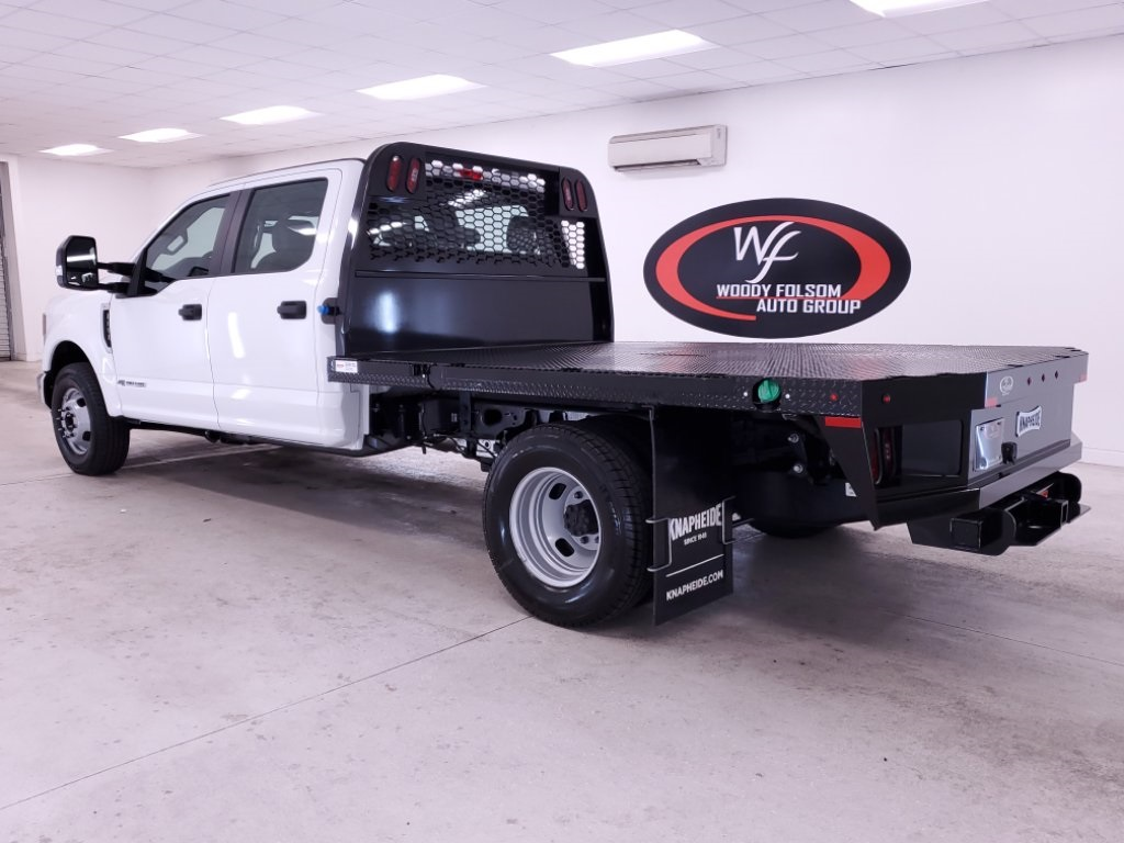 2020 Ford F-350 Crew Cab DRW 4x2, Knapheide Platform Body #FT041701 - photo 1
