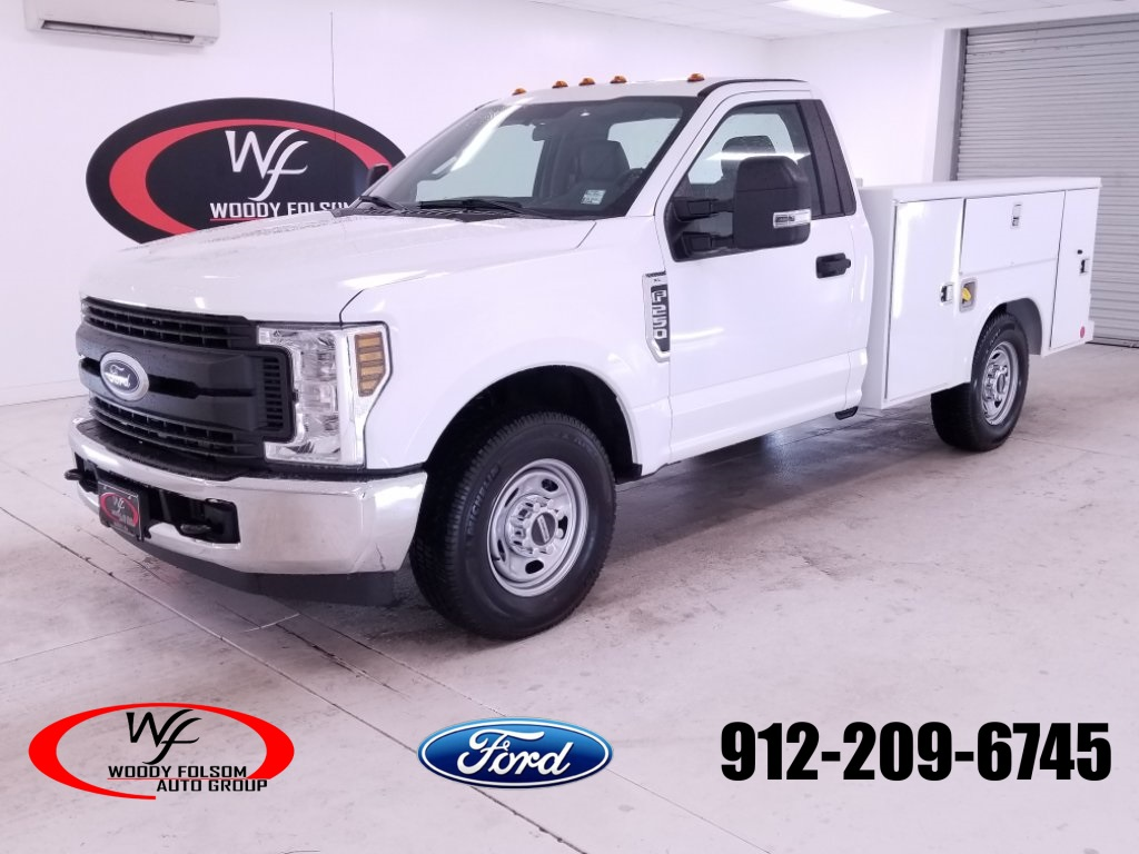 2019 Ford F-250 Regular Cab 4x2, Reading Service Body #FT062994 - photo 1