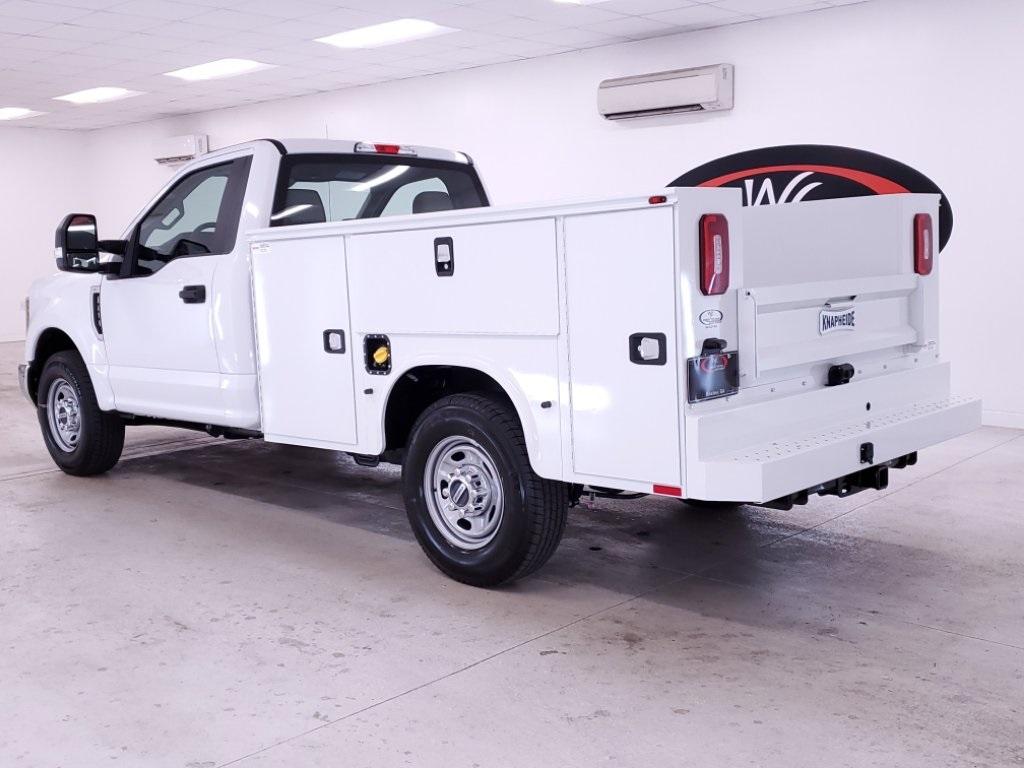 Woody Folsom Ford Baxley Ga >> Knapheide F-250 Service Body Trucks