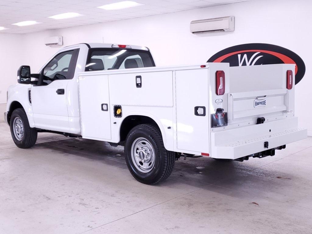 Woody Folsom Ford Baxley Ga >> Knapheide Service Body Trucks