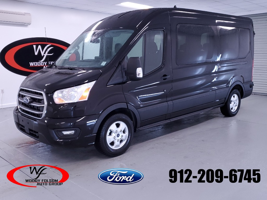 2020 Ford Transit 350 Med Roof 4x2, Passenger Wagon #FT121406 - photo 1